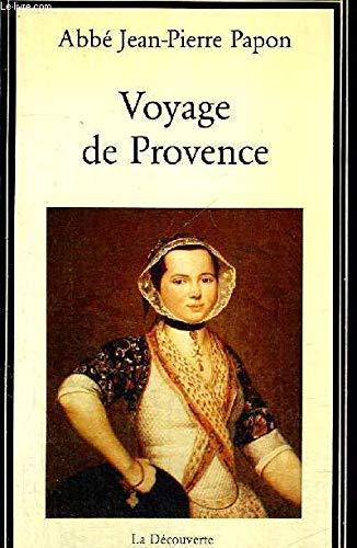 Voyage De Provence: Papon - L'abbé