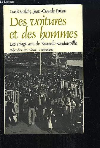 Des voitures et des hommes - Les: Louis Géhin, Jean-Claude