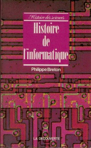 9782707116765: Histoire de l'informatique