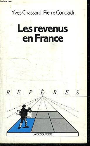 9782707117878: Les revenus en France
