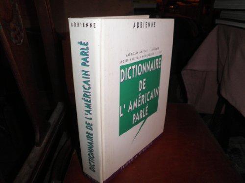 9782707119865: Dictionnaire de l'américain parlé