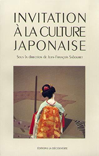 Invitation à la culture japonaise: Jean-François Sabouret