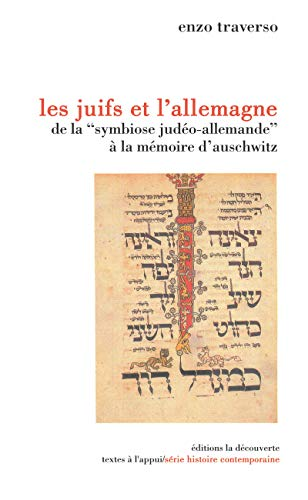 9782707121530: Les Juifs et l'Allemagne