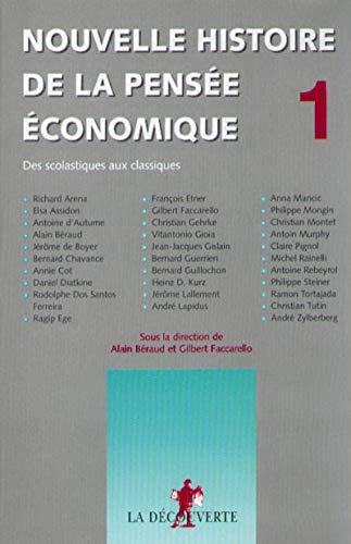 9782707121653: Nouvelle histoire de la pensee economique (French Edition)