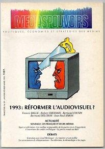9782707122087: Revue m�dias pouvoirs, num�ro 29
