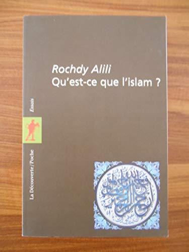 9782707125545: Qu'est-ce que l'islam ?