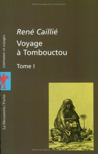 9782707125866: Voyage a tombouctou t.1
