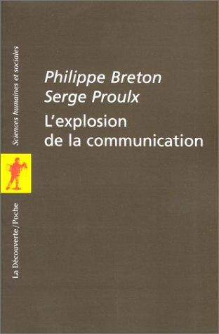 9782707126061: L'explosion de la communication
