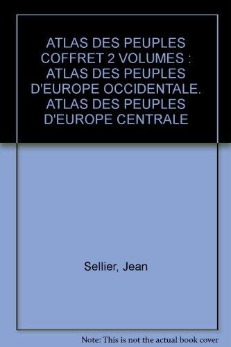 9782707128843: Coffret Atlas des Peuples