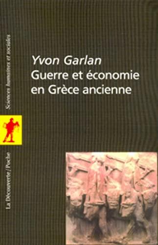 9782707130976: Guerre et économie en Grèce ancienne
