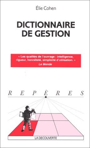 9782707132130: Dictionnaire de gestion