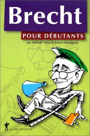 9782707132789: Brecht pour d�butants