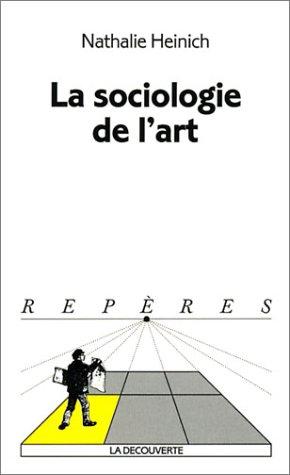 9782707135629: La Sociologie de l'art