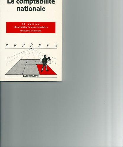9782707135711: La comptabilité nationale. 11ème édition