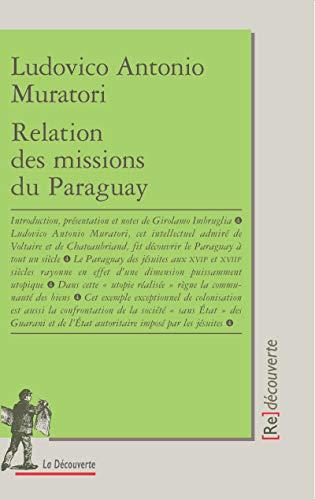 9782707136909: Relation des missions du Paraguay