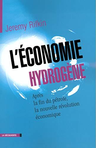 L'Economie hydrogène (9782707137838) by Jeremy Rifkin