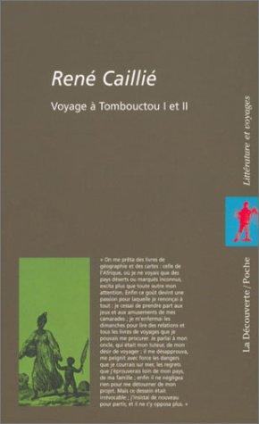 9782707138682: Voyage à Tombouctou : Coffret en 2 volumes (La Découverte/Poche)