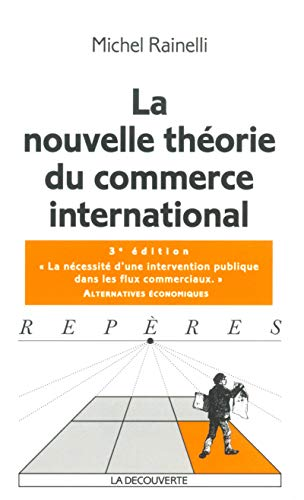 9782707141255: La nouvelle théorie du commerce international