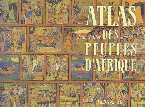 9782707141293: Atlas des peuples d'Afrique