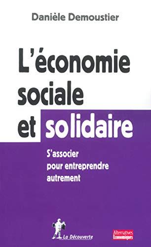 9782707142139: L'économie sociale et solidaire