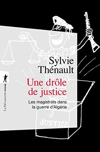 9782707142580: Une Drole De Justice