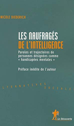 9782707143242: NAUFRAGES DE L'INTELLIGENCE