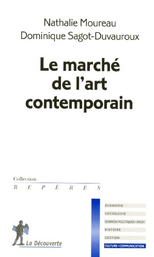 9782707144751: Le marché de l'art contemporain