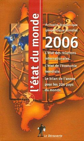 9782707146441: L'Etat du monde : Annuaire économique géopolitique mondial