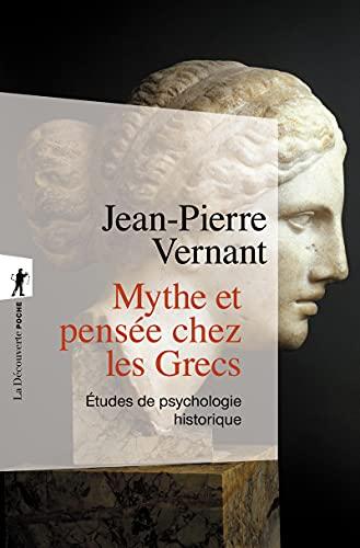 9782707146502: Mythe et pensée chez les Grecs : Etudes de psychologie historique