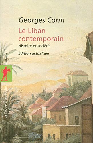 9782707147073: Le Liban contemporain (French Edition)