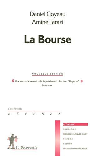 9782707148056: La Bourse