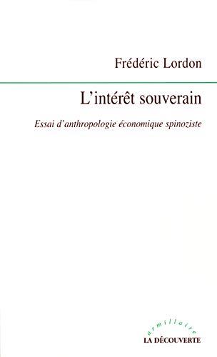9782707148681: L'INTERET SOUVERAIN