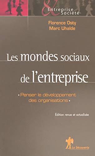 9782707150653: Les mondes sociaux de l'entreprise (French Edition)