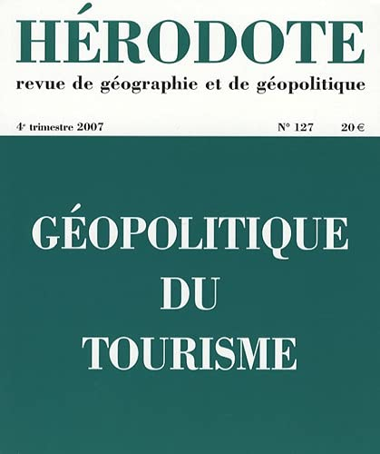 9782707153555: Hérodote, N° 127 (French Edition)
