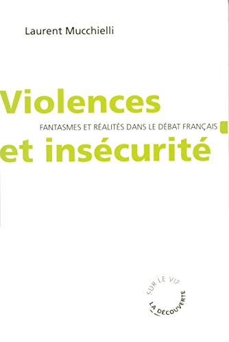 9782707153715: Violences et ins�curit�