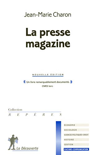 9782707156075: La presse magazine (French Edition)