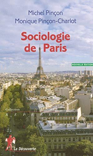9782707156105: SOCIOLOGIE DE PARIS