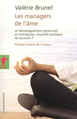 9782707156235: Les managers de l'âme (French Edition)