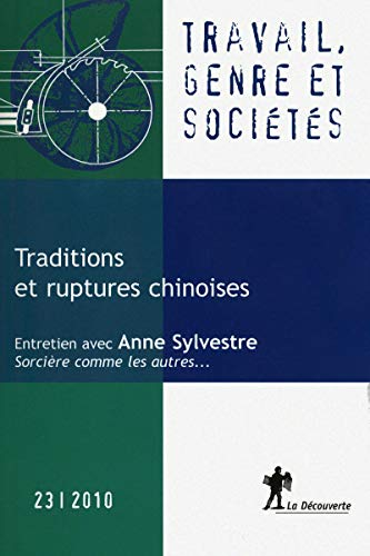 Tgs 23 : traditions et ruptures chinoises: Collectif
