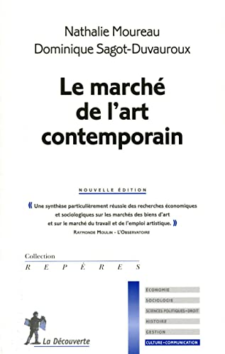 9782707160072: Le marché de l'art contemporain (French Edition)