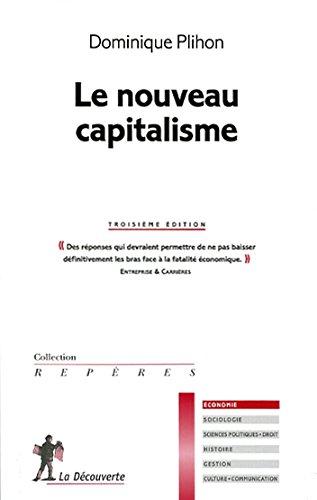 9782707162250: le nouveau capitalisme