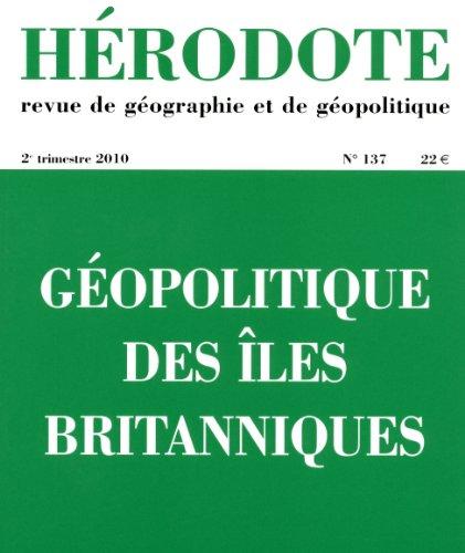 H137. Geopolitique des iles britanniques