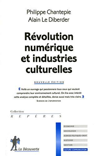 9782707165053: Révolution numérique et industries culturelles (Repères)