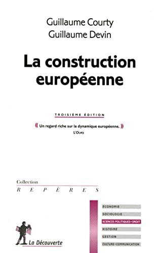 9782707165060: La construction européenne