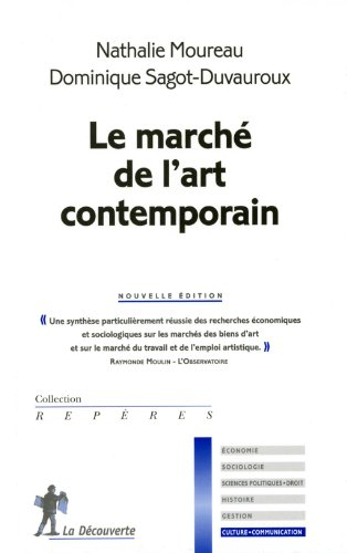 9782707165268: le marché de l'art contemporain