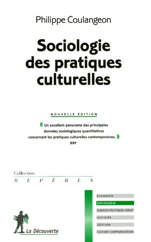9782707165336: sociologie des pratiques culturelles