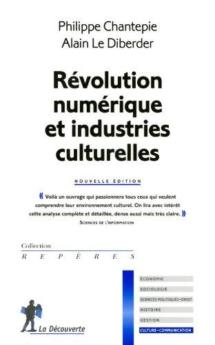 9782707165657: révolution numérique et industries culturelles (édition 2010)