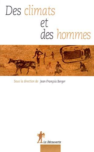 Des climats et des hommes: Jean-François Berger