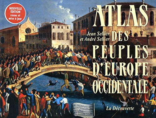 9782707169945: Atlas des peuples d'Europe occidentale (French Edition)