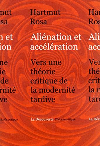 9782707171382: Aliénation et accélération